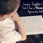 free teacher gift ideas