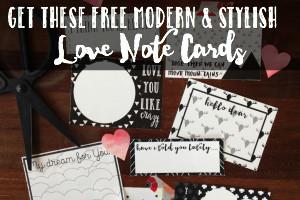love note sidebar correct size